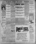 Portland Daily Press: June 14, 1900