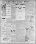 Portland Daily Press: June 19, 1900