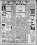 Portland Daily Press: June 21, 1900