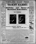 Portland Daily Press: June 22, 1900