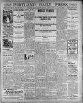 Portland Daily Press: June 26, 1900