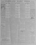 Portland Daily Press: July 3, 1900
