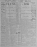 Portland Daily Press: July 4, 1900
