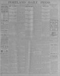 Portland Daily Press: July 9, 1900
