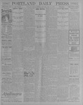 Portland Daily Press: July 10, 1900
