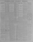 Portland Daily Press: July 11, 1900