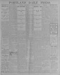 Portland Daily Press: July 16, 1900