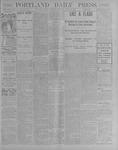 Portland Daily Press: July 21, 1900