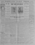 Portland Daily Press: July 28, 1900