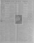 Portland Daily Press: August 1, 1900