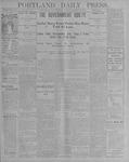 Portland Daily Press: August 2, 1900