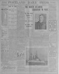 Portland Daily Press: August 3, 1900
