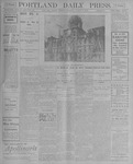 Portland Daily Press: August 7, 1900