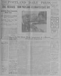 Portland Daily Press: August 8, 1900