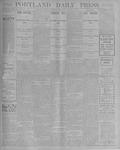 Portland Daily Press: August 9, 1900