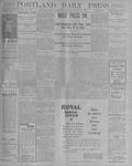 Portland Daily Press: August 11, 1900