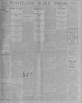 Portland Daily Press: August 13, 1900