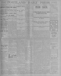 Portland Daily Press: August 17, 1900