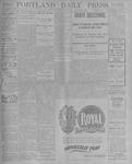 Portland Daily Press: August 22, 1900