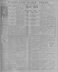 Portland Daily Press: August 23, 1900