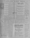 Portland Daily Press: August 28, 1900