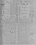 Portland Daily Press: August 29, 1900