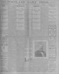 Portland Daily Press: August 31, 1900