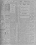 Portland Daily Press: September 1, 1900