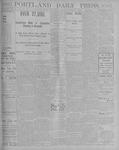 Portland Daily Press: September 5, 1900