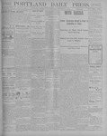 Portland Daily Press: September 7, 1900