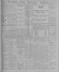 Portland Daily Press: September 8, 1900