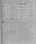Portland Daily Press: September 10, 1900