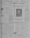 Portland Daily Press: September 11, 1900