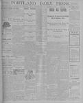 Portland Daily Press: September 12, 1900