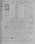 Portland Daily Press: September 15, 1900