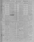 Portland Daily Press: September 17, 1900