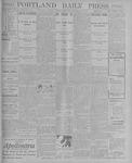 Portland Daily Press: September 18, 1900