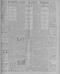 Portland Daily Press: September 19, 1900