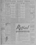 Portland Daily Press: September 21, 1900