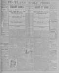 Portland Daily Press: September 22, 1900