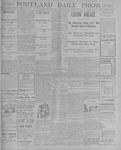 Portland Daily Press: September 24, 1900