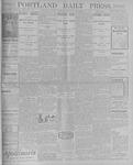 Portland Daily Press: September 25, 1900