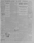 Portland Daily Press: October 1, 1900
