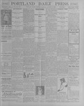Portland Daily Press: October 2, 1900