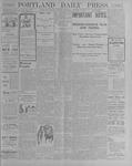 Portland Daily Press: October 5, 1900