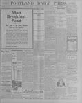 Portland Daily Press: October 9, 1900