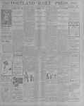 Portland Daily Press: October 20, 1900
