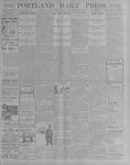 Portland Daily Press: October 22, 1900