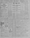 Portland Daily Press: October 26, 1900