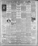 Portland Daily Press: November 1, 1900